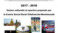 La saison culturelle redémarre au Centre Social Rural de Villefranche Montmarault.Cette année encore, le centre social propose à ses adhérents une vingtaine de sorties aux spectacles dans divers lieux culturels […]