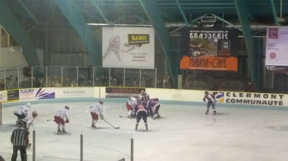 sortie hockey