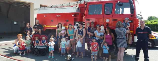 Ce mardi 18 juillet, les enfants du RAM ont découvert un nouvel univers…! En effet, le RAM «1, 2, 3 …Soleil!» est allé rendre visite aux pompiers de Villefranche d'Allier. […]