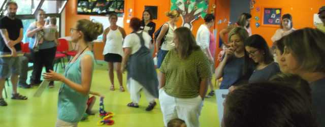 Avant de partir pour les vacances d'été, les structures petite enfance du Centre Social Rural ont décidé de proposer une soirée de rencontres avec les familles des enfants accueillis. Au […]