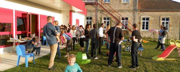 L'équipe du Multi Accueil 1,2,3 Petit Pas qui est géré par le Centre Social Rural de Villefranche a organisé son traditionnel goûter festif en ce dernier vendredi de Septembre. Une […]