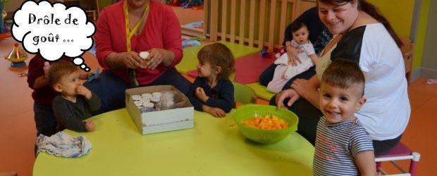 La semaine du goût s'est déroulée à la halte-garderie itinérante «la fourmilière» gérée par le Centre Social Rural de Villefranche d'allier/Montmarault.  Les enfants âgés […]