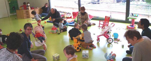 Le mardi 7 novembre, les enfants du RAM «1,2,3…Soleil!» ont eu la belle surprise de voir de nouveaux jouets dans la salle du RAM. En effet, Mayling et Isabelle, les […]