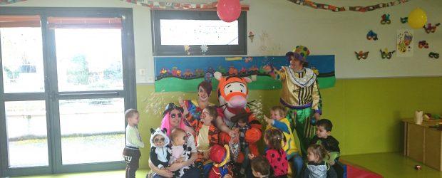 Ce mardi, les enfants, parents et assistantes maternelles du Relais Assistantes Maternelles «1,2,3…Soleil!» ont fêté Mardi gras comme il se doit! Parés de leurs plus beaux costumes, tous ont pu […]