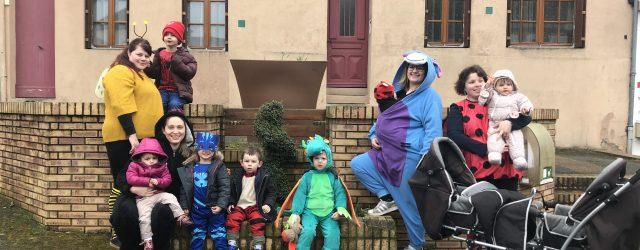 Le mercredi 28 mars 2018, la halte-garderie devait participer au carnaval organisé par l'école publique » Pierre et Marie Curie» de Montmarault. Celui-ci a été annulé à cause du mauvais […]
