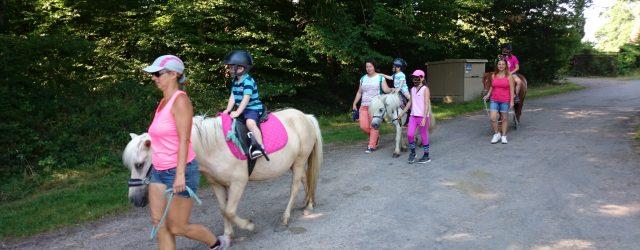 Le mardi 10 juillet, le Relais Assistantes Maternelles «1,2,3…Soleil!» s'est rendu aux Écuries de Dreuille pour s'essayer au baby-poney ! Les enfants sont arrivés au centre équestre très motivés, mais […]