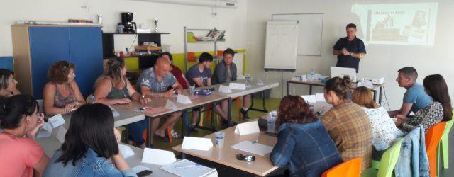 La caisse locale de Groupama à Montmarault a proposé au centre social rural une formation «minibus». Ainsi une vingtaine de salariés du centre, qu'ils soient spécialisés dans la petite enfance, […]