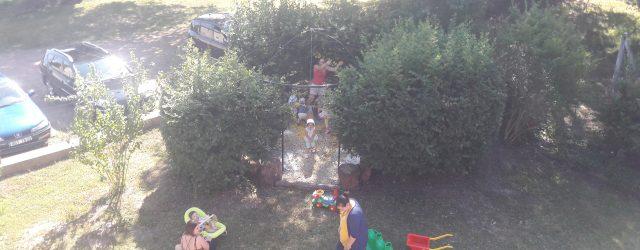 Ce vendredi matin, les enfants présents à La Halte-garderie La Fourmilière à Villefranche ont pu inaugurer un nouvel espace. Grace à l'ADEM de Montmarault, les enfants ont participé à l'aménagement […]