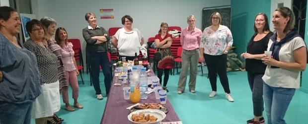 Vendredi soir, le RAM «1,2,3…Soleil!» du Centre Social de Villefranche/Montmarault a organisé un pot de bienvenue pour les nouvelles assistantes maternelles du secteur. En effet, ces derniers mois, quatre assistantes […]