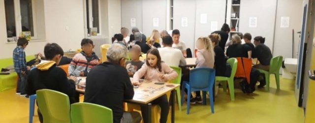 Vendredi dernier, l'équipe d'animation de l'accueil de loisirs de Montmarault a organisé une soirée jeux de société. Une cinquantaine de personnes ont répondu présente pour cette animation, où, parents et […]
