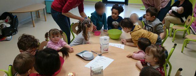 """Ce mardi matin, 11 enfants du RAM, accompagnés de 3 assistantes maternelles et 2 mamans ont rejoint 6 enfants du groupe des 3/5 ans de Crok'Loisirs"""" (centre de loisirs de […]"""